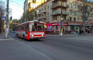 В Николаеве собираются строить линию троллейбуса за 30 миллионов