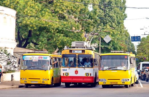 В Одессе часть автобусных маршрутов будет вытеснена электротранспортом
