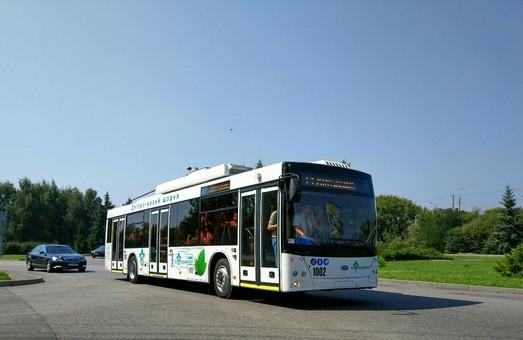 В Ровно закупают белорусские троллейбусы с автономным ходом