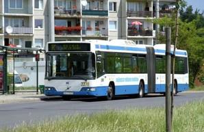 Польская Гдыня закупает 55 дизельных автобусов