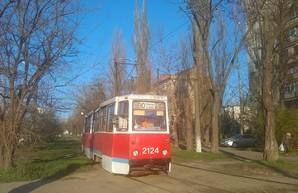 В Николаеве более месяца не будет ходить часть маршрутов трамвая из-за ремонта путей