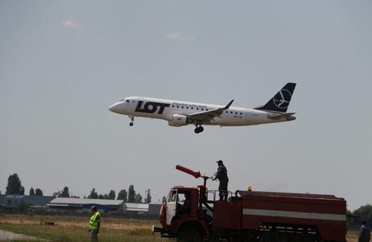 Аэропорт Николаева получает 24 миллиона инвестиций
