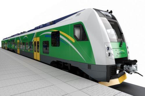 Чешские железные дороги закупают пригородные поезда