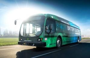 Американский электробус установил рекорд дальности на одном заряде