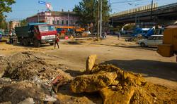 Движение трамваев на Пересыпи возобновится к 7 октября (ФОТО)