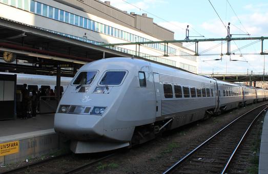 Шведские железные дороги закупают 30 скоростных поездов