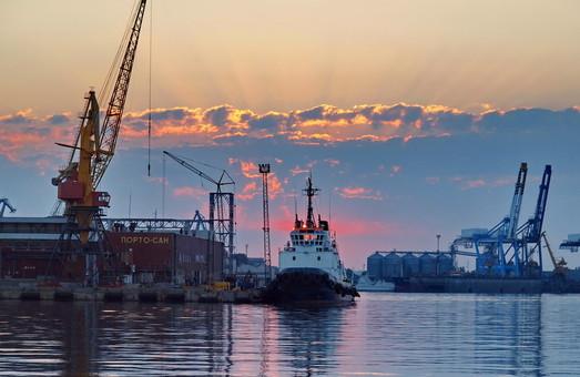 Реконструкция причала в Одесском порту обойдется в 1 миллиард