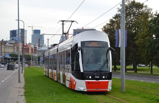 Столица Эстонии планирует закупить новые низкопольные трамваи