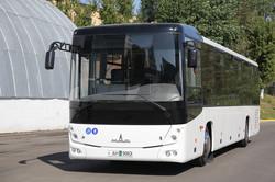 МАЗ выпустил междугородний автобус с лифтом для колясок