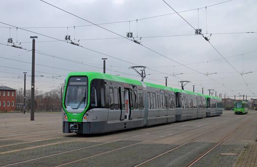 Немецкий Ганновер закупает партию новых трамваев