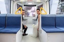 В Тель-Авиве презентовали макет будущего скоростного трамвая