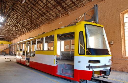 В тендере на поставку 5 трамвайных корпусов для Одессы определился победитель