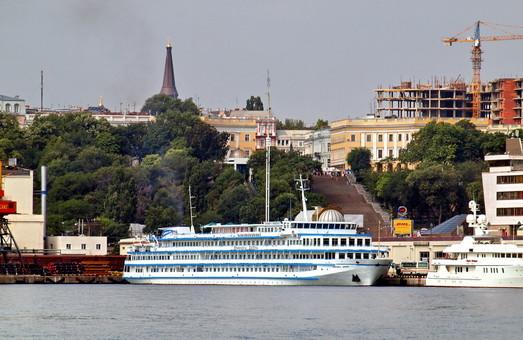 Из Одессы отправился экспериментальный круиз в устье Дуная