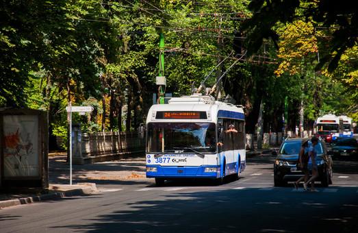 БКМ поставит 7 троллейбусов в Хмельницкий