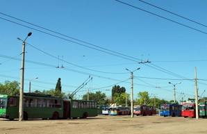 Троллейбусное депо в Одессе через несколько лет переедет на новую территорию