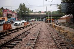 Уже завтра возобновляется движение одесских трамваев на Пересыпи (ФОТО)
