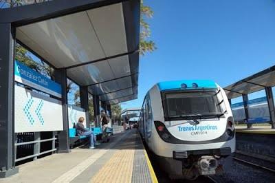 Для пригородных железнодорожных линий Буэнос-Айреса закупят 1500 вагонов