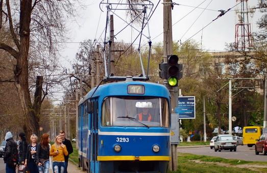 Линию одесского трамвая на Фонтан ожидают новые малогабаритные остановки
