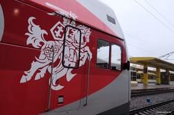 Скоро между столицами Литвы и Беларуси начнут ходить двухэтажные скоростные электрички
