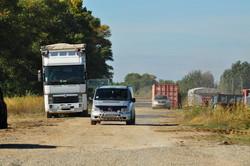 Паромную переправу через Дунай из Одесской области в Евросоюз обещают закончить весной (ФОТО)