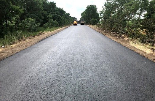В Одесской области отремонтировали еще одну дорогу