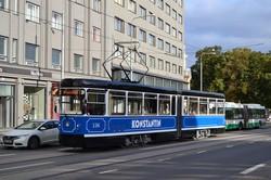 """В столице Эстонии модернизировали шесть трамваев с дизайном в стиле """"ретро"""" (ФОТО)"""