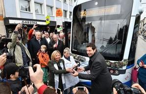 В немецком городе Бохум 7 октября открыли восточное расширение трамвайной сети