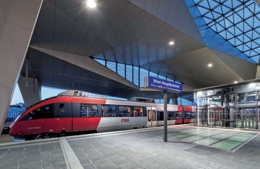 Поезд Киев - Вена начнет ходить с 10 декабря