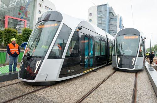 В Люксембурге будут расширять трамвайную сеть