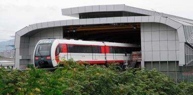 В столице Китая запускают первую маглев-линию