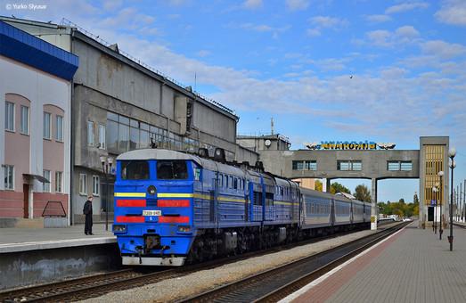 Железная дорога ищет средства, чтобы привести в порядок Николаевский вокзал