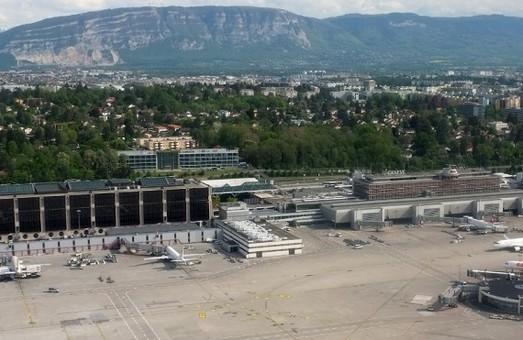 Аэропорт Женевы переведут на солнечную энергию