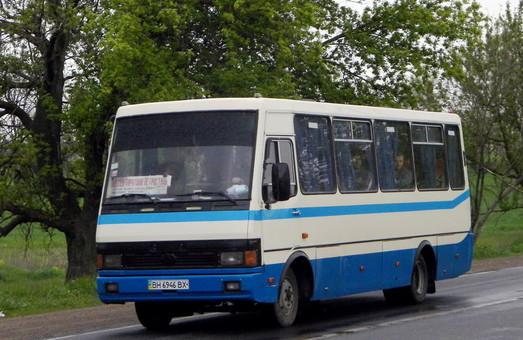 В Херсоне бастуют маршрутчики, желая поднять стоимость проезда