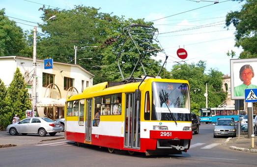 В Одессе заключен договор на поставку еще пяти трамвайных корпусов