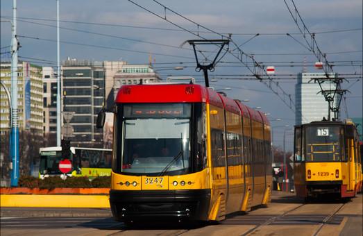 Варшава инвестирует около 900 млн евро в развитие сетей трамвая и метро