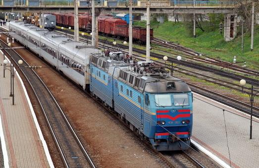 """С 3 ноября запускается новый поезд """"Интерсити"""" из Киева в Тернополь"""