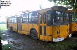 Про занепад міського електротранспорту в Грузії