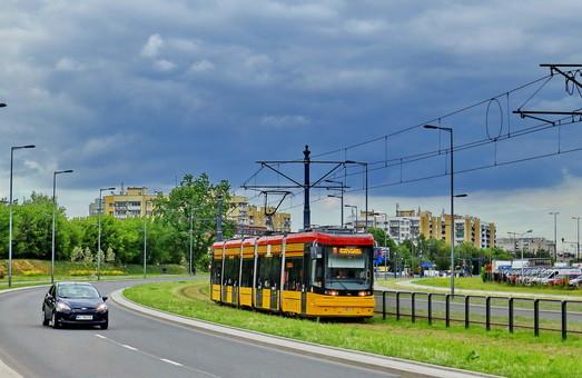 В Варшаве озеленят 50 километров трамвайных линий