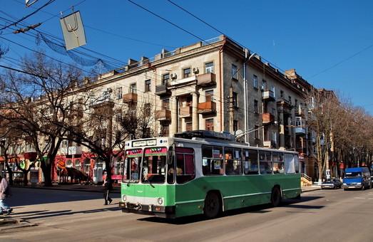 """В Николаеве начинают строить линию троллейбуса в """"Намыве"""""""
