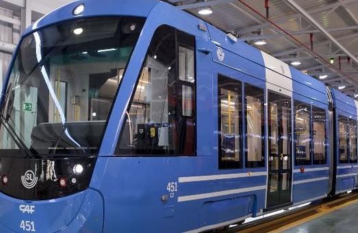 Стокгольм закупает ещё 12 испанских трамваев