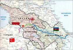 Новую железную дорогу из Грузии в Турцию официально открыли
