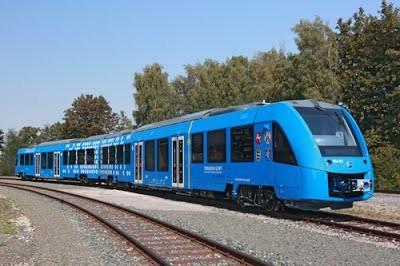 Нижняя Саксония заказала 14 поездов на топливных элементах