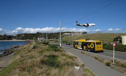 В столице Новой Зеландии закрыли движение троллейбусов