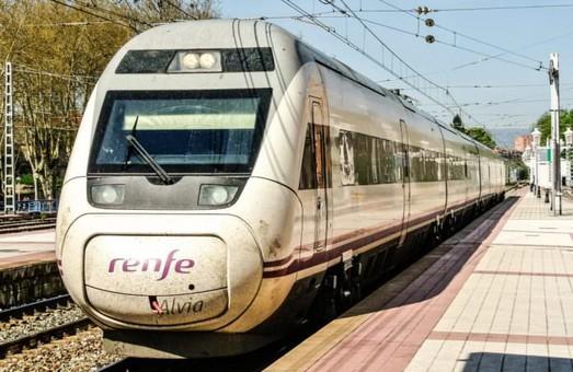 На севере Испании строят новую скоростную железную дорогу