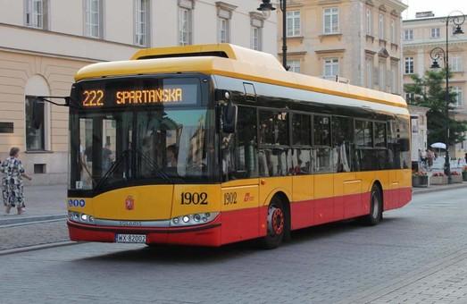 Варшава закупает 130 электробусов за 418 млн злотых