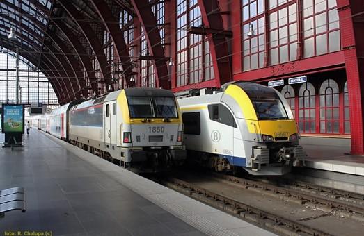 Бельгия выделила более трех миллиардов евро на развитие железных дорог