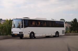 Столицы Украины и Азербайджана связывают прямым рейсом автобуса