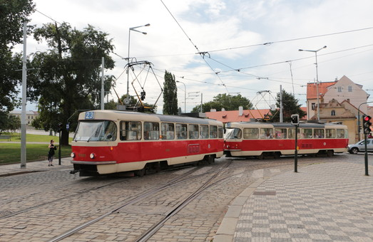 В Праге трамвай будут сдавать в аренду для праздников и вечеринок