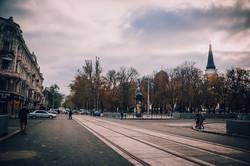 Ремонт Преображенской: до запуска трамвая осталось совсем немного (ФОТО)