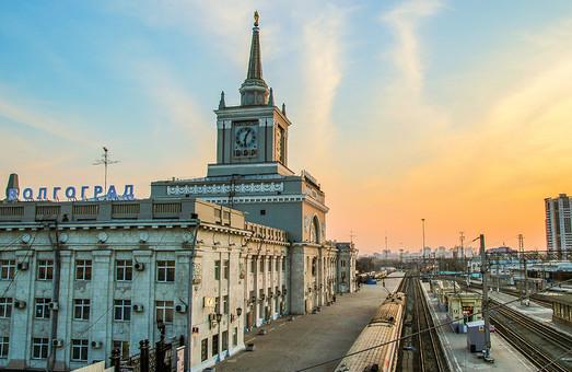 В Волгограде строят пассажирскую железную дорогу в аэропорт